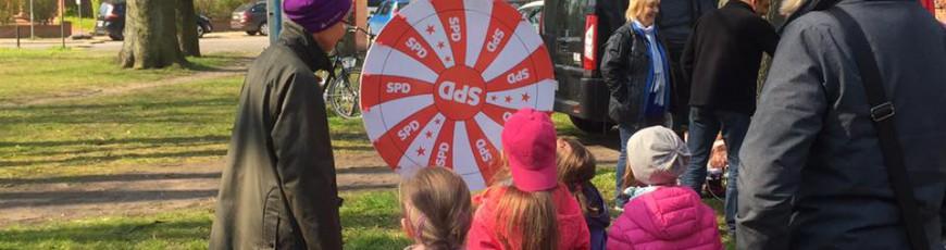 SPD-Ortsverein Wismar lädt zum Kinderfest am 1. Mai ein